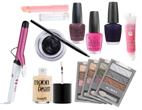 Hanna Marin's Beauty Products