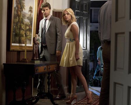 Hanna's Pretty Little Liars Yellow Dress