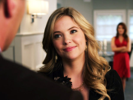 Hanna Marin of Pretty Little Liars