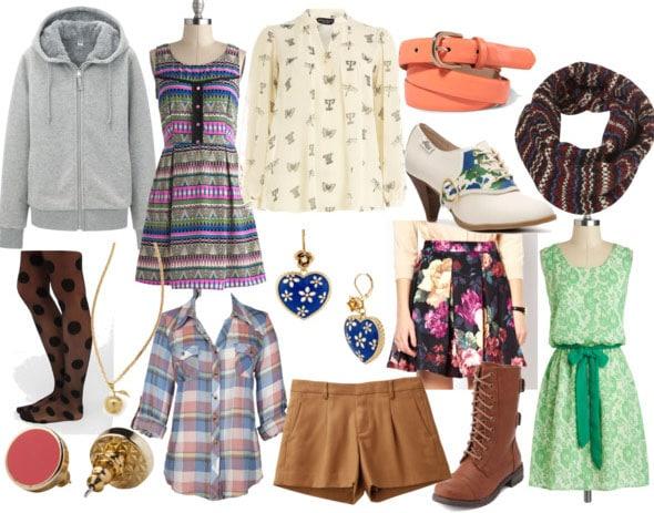 Hannah horvath fashion