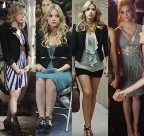 Hanna Marin's Flirty But Polished Wardrobe