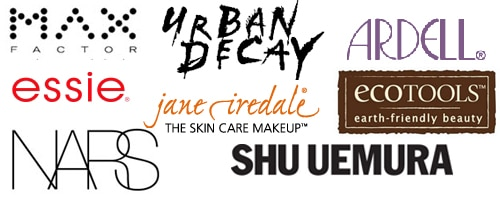 Hard to find beauty brands