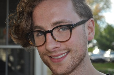 Wesleyan University fashion - glasses