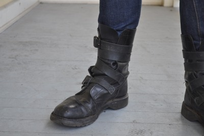 Wesleyan University fashion - shoes
