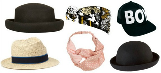 Hats accessories wardrobe staple