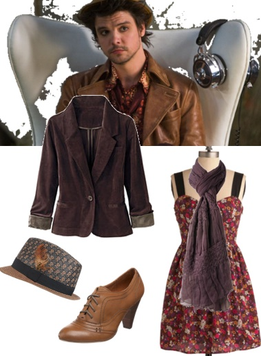How to Dress Like Hatter from SyFy's Alice