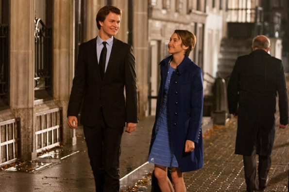 The Fault in Our Stars - Hazel and Augustus in Amsterdam