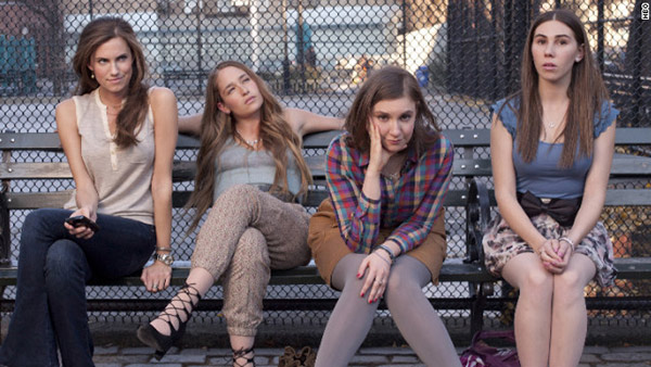 TV fashion inspiration: HBO's Girls
