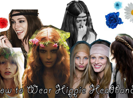 How to wear hippie wrap headbands