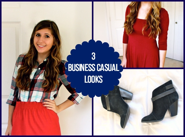 3 Cute Business Casual Looks for Fall , College Fashion