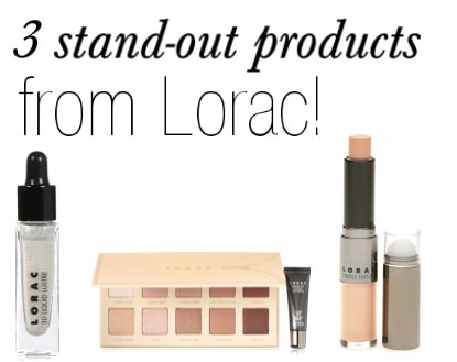 Lorac Makeup Favorites