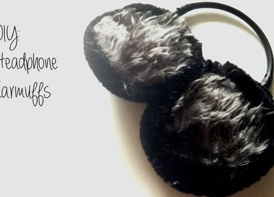 DIY earmuffs