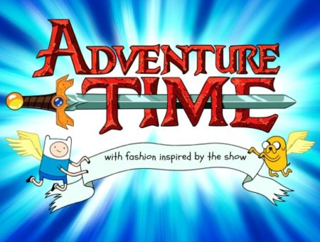 Geek Chic: Fashion Inspired by Adventure Time