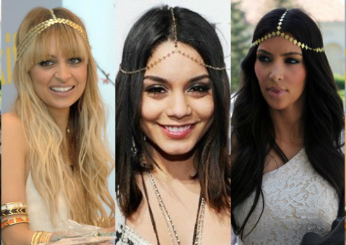 Celebs in Headpieces