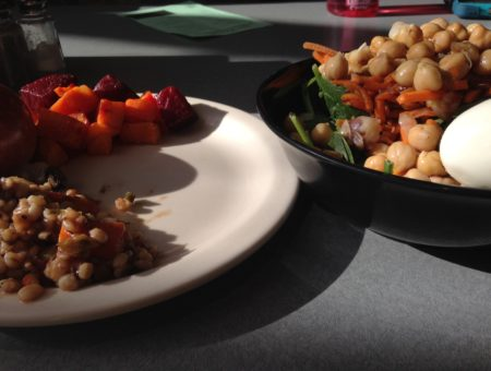 healthy eating college dining halls