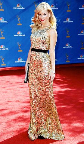 Heather Morris Emmy Look