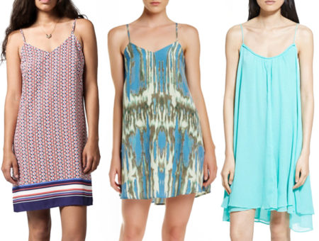 heat slip dress
