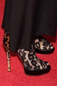 Heidi Klum Louboutin 7 Inch Heels
