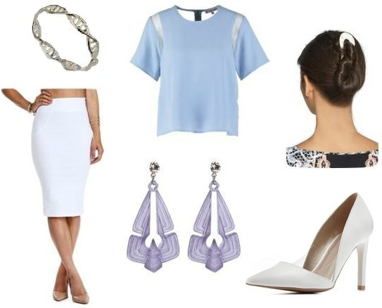 Helen Cho Outfit