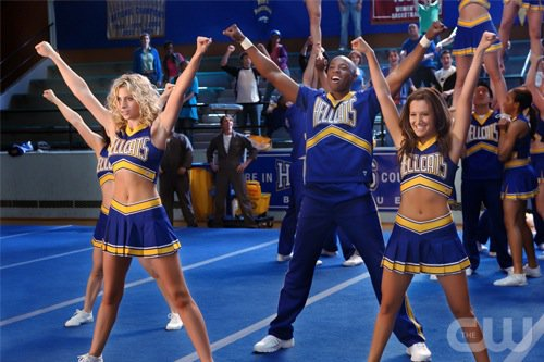 Hellcats, a new TV show on the CW