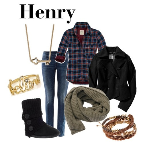 Henry's Outfit