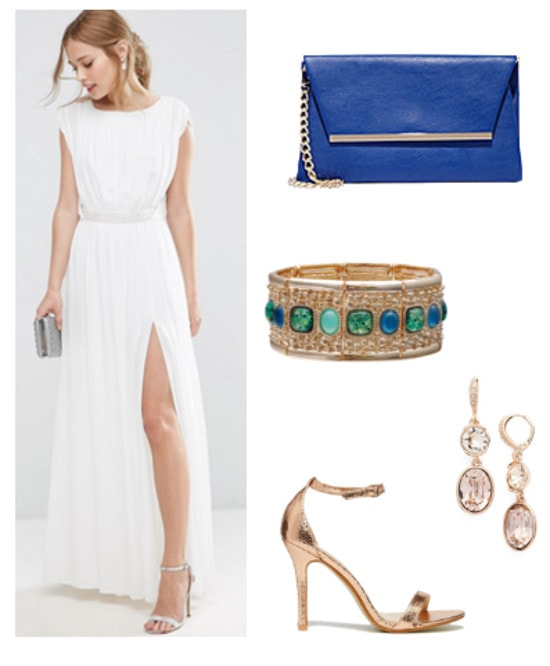Greek Mythology Fashion- Hera-inspired outfit