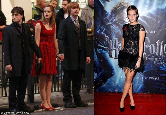 hermione bonus outfit