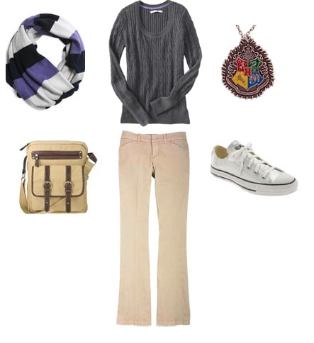 Hermione granger outfit