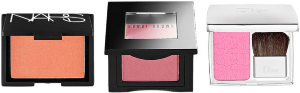 High-end blushes