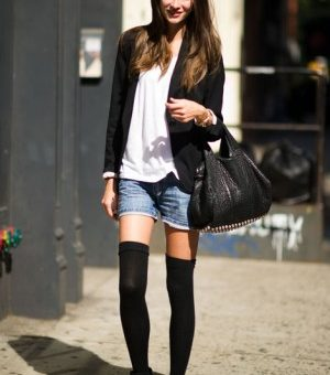 High-socks-and-low-boots
