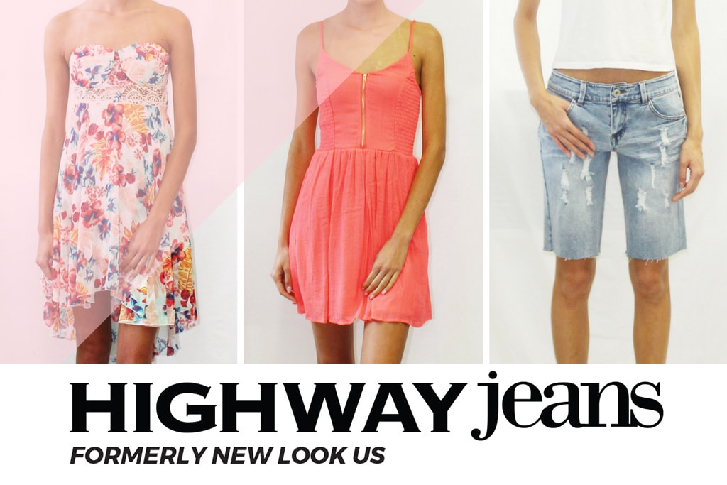 Affordable fashion -- Highway Jeans