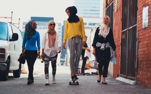 Mipsterz hijabi fashionistas