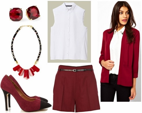 Hillary clinton inspired outfit 1