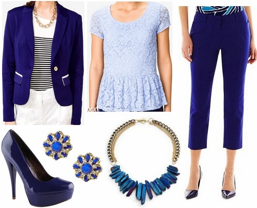 Hillary clinton inspired outfit 2