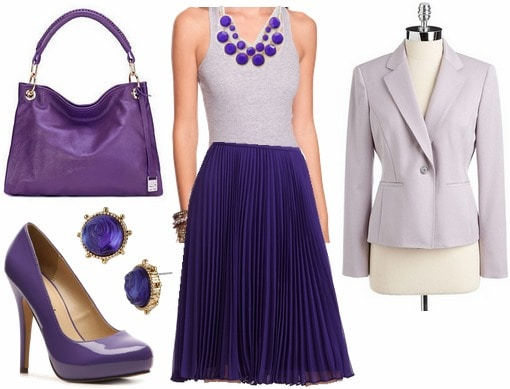Hillary clinton inspired outfit 3