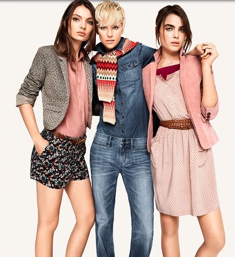 H&M Fall Lookbook