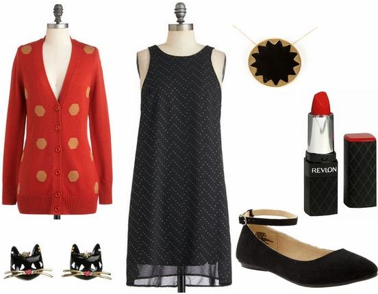 Hocus Pocus Fashion- Dani Outfit