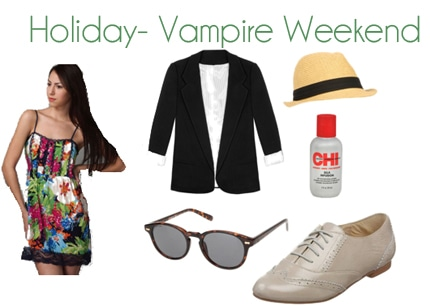 Outfit inspired by Vampire Weekend
