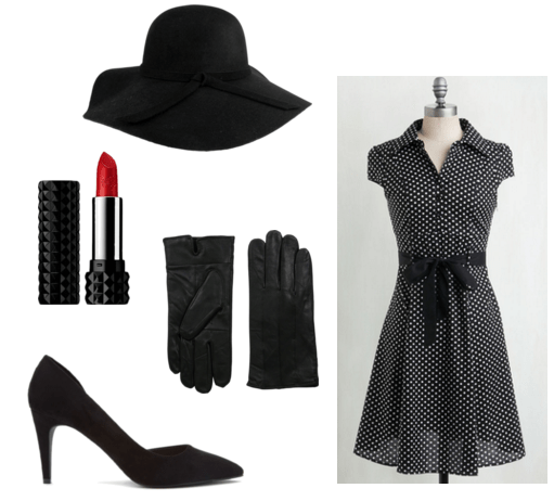 Holodeck outfit look modcloth