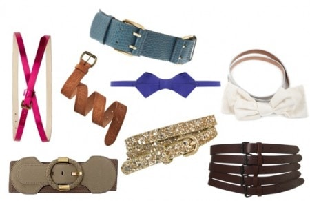 Layering tips - belts