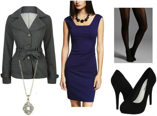 House of cards claire formal outfit