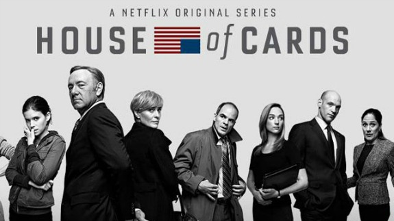 House of cards header
