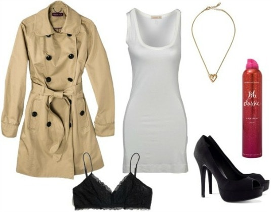 House of cards zoe dressy outfit