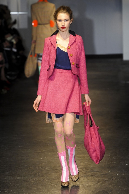 House of Holland Pink Look
