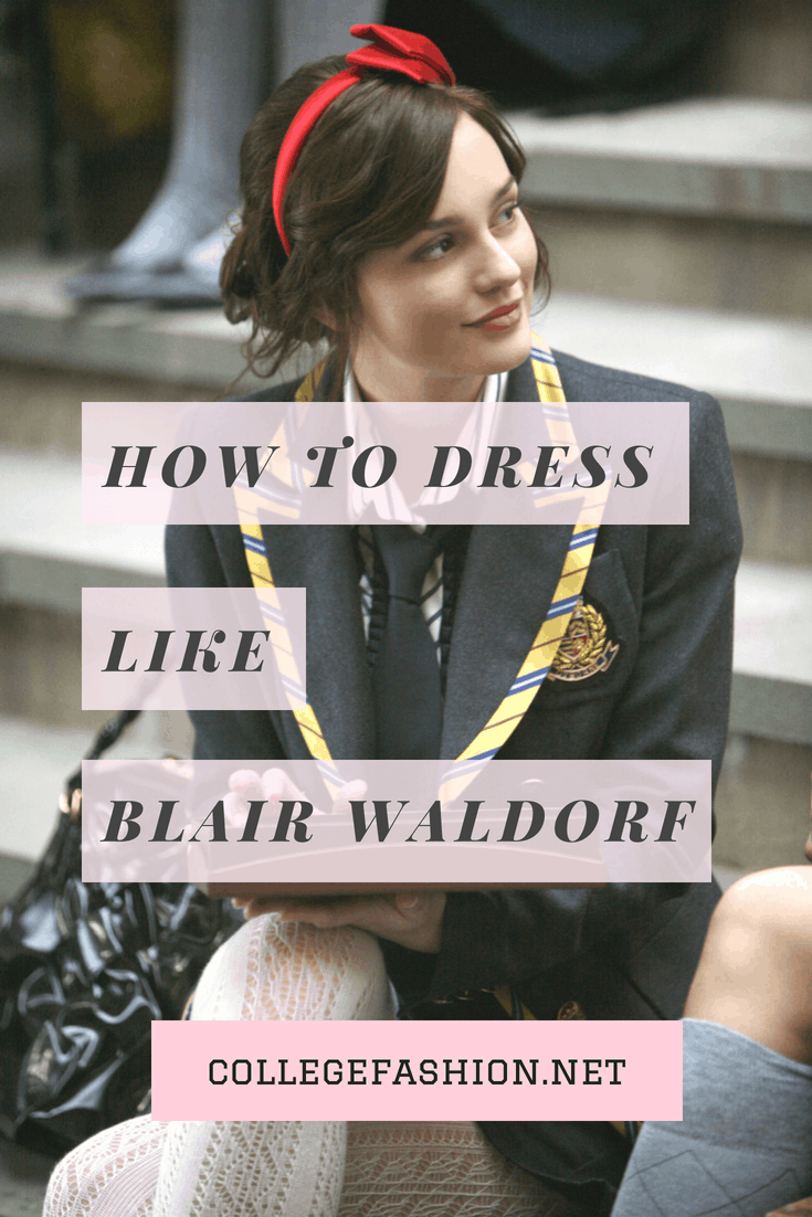 a1dd0d11b884 For the second part of College Fashion s Gossip Girl Fashion series