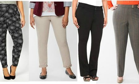 How to find the perfect plus size pants