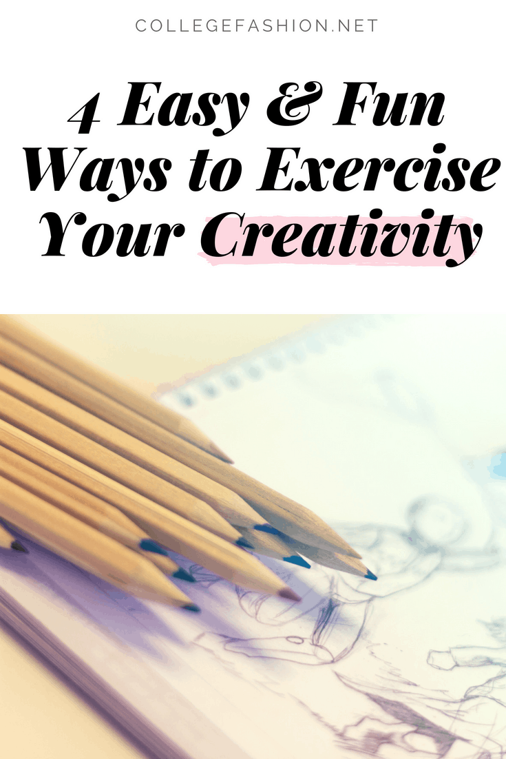 How to improve creativity: Easy ways to exercise your creativity every day