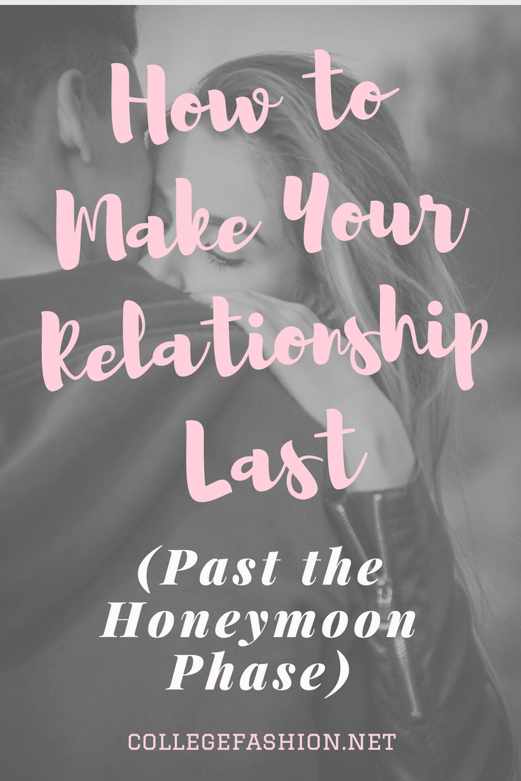 How to make your relationship last past the honeymoon phase - tips for what to do once the honeymoon phase is over
