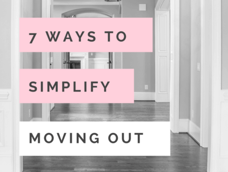 7 ways to simplify moving out in college -- moving tips for college students