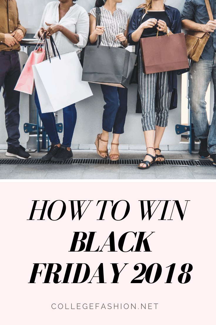 How to win Black Friday 2018
